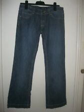 LADIES GEORGE G21 BLUE DENIM JEANS. Size 12.