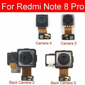 Cámaras Traseras Principal Original Para Xiaomi Redmi Note 8 Pro Envió 24Horas