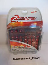 STEELSERIES DOOM 3 - LIMITED EDITION KEYSET FOR ZBOARD - PC - NEW