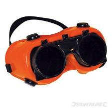 WELDING GOOGLES WELDERS FLIP UP GAS PLASMA CUTTING BRAZING GLASSES