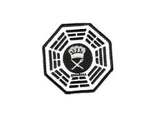 LOST ecusson logo Dharma Initiative Station Cafeteria Dharma station patch