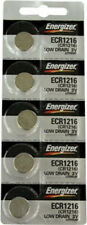 50 X Energizer CR1216 3V  BATTERIES - Fresh New