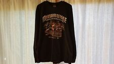 MEN'S HARLEY DAVIDSON MILWAUKEE 110TH ANNIVERSARY XL LONG PRINTED SLEEVE