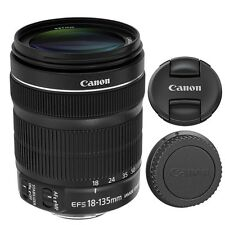 Canon EF-S 18-135mm f/3.5-5.6 IS STM 013803145731 Lens