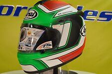 Arai Vector-2 Giugliano Sport Bike Motorcycle Helmet XS Open Box 817840