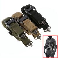 "1.2"" Adjust Rifle Sling Retro Tactical Quick Detach QD 1 or 2Point Multi Mission"
