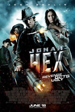 JONAH HEX MOVIE POSTER 2 Sided ORIGINAL FINAL 27x40 MEGAN FOX JOSH BROLIN