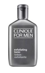 Clinique For Men Exfoliating Tonic 6.7 fl.oz. ~ 200 ml / Full Size