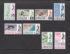 8 Block Width British Colonies & Territories Stamp Blocks