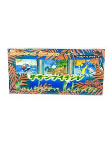 FACTORY SEALED Pokemon Japanese Southern Islands - Tropical Island - Sea Cards