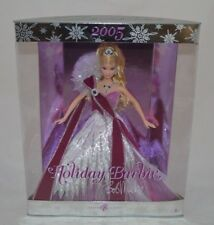 2005 Holiday Barbie by Bob Mackie