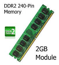 2GB Memory Upgrade HP XW6200 Workstation PC2-3200R 400MHz DDR2 ECC Server Memory