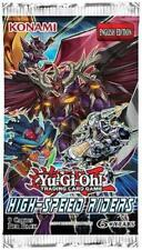 High Speed Riders Booster Pack (Yugioh) New Yugioh