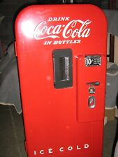 Beautifully Restored Antique Coca-Cola Machine 1930s or 40s