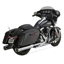 Vance & Hines 450 Slip-Ons Chrome, for Harley - Davidson Touring 95-16