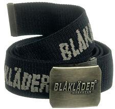 Blaklader Stretch trabajo cinturón (Antigua hebilla de latón con Logo)