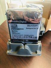 Wd121Purz Western Digital Wd Purple 12Tb 7.2K Rpm Sata-6Gbps 256Mb Buffer 3.5 In
