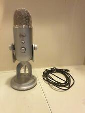 Blue Microphones Yeti USB Microphone - Silver