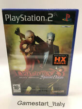 DEVIL MAY CRY 3 SPECIAL EDITION - SONY PS2 PLAYSTATION 2 - NEUF ET SCELLÉ - PAL