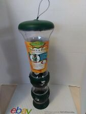 Lot of 5 - Garden Song Select-A-Bird Tube Bird Feeder