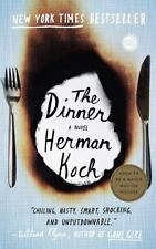 The Dinner by Herman Koch (2013, Paperback)