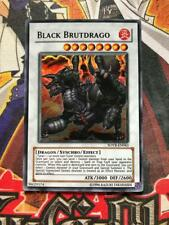 Unlimited Edition Lightly Pla YuGiOh Black Brutdrago SOVR-EN043 Super Rare