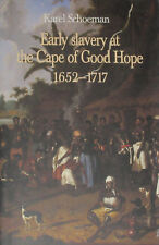 SOUTH AFRICA SLAVERY Dutch Colony Cape Good Hope NEW African Slaves History 17C