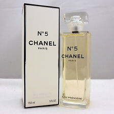 CHANEL NO 5 EAU PREMIERE SPRAY 150 ML/5 OZ. NIB