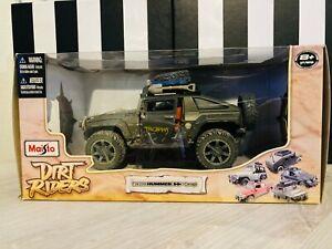 Maisto 1/24 1 24 Dirt Riders 2008 Hummer Hx Concept