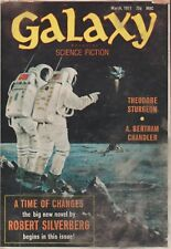 Galaxy - Science Fiction Magazine (March 1971)