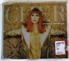 CHER - STRONG ENOUGH - CD Single Sigillato