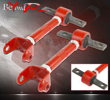 02-06 RSX / CIVIC SI ADJUSTABLE REAR SUSPENSION CAMBER ARM CONTROL KIT RED