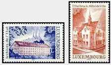 Timbres Luxembourg 957/8 ** lot 20493