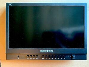SEETEC ATEM156 15.6'' Live Streaming Broadcast Video Monitor 4 HDMI Quad Display