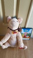BABE 3 Blind Mice pig in city & friends 39cm tall Soft Toy Plush universal city