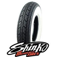 Shinko SR550  Scooter Whitewall Tyre 350-8 (350/8) VESPA HONDA Z50 PIAGGIO