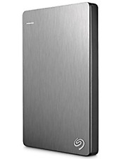 Seagate Backup Plus Slim Portable USB 3.0 External Hard Drive Enclosure - NEW