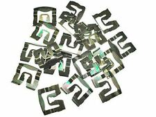 71 72 73 74 Mopar B Body front windshield reveal moulding clips 20 pcs
