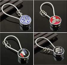 Metal Key Chain Car Keyring Pendant Ring Accessories Keychain for All car model