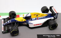 Formula 1 Car Collection Williams FW15C 1993 Alain Prost 1:43 F1 Model ...