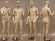 Male Mannequin Manequin Manikin Dress Form Display #Md-Bc8S