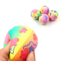 1PC Stress Relief Vent Ball Butterfly Squeeze Foam Ball Hand Relief Kids Toy BR