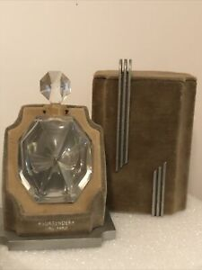 Baccarat Surrender Perfume Bottle With Box