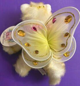 🌸🌼 Brand New 🌼🌸 CATAPILLERS 🌼🌸 plush 🌼🌸 SOLONA 🌸 Aurora Fairy  RARE CAT