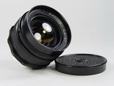 Exc++ Wide angle lens Mir-1B f/2.8/37mm. M42. Zenit. s/n 89039709. Made in USSR.