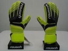 Reusch Soccer Goalie Gloves PRISMA SG Extra #3870835S SZ 7 YELLOW&BLACK SAMPLES