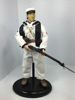 1/6 CUSTOM IMPERIAL JAPANESE NAVY BOARDING/LANDING PARTY DRAGON SIDESHOW DID WW2