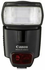 Canon Speedlite 430EX II Shoe Mount Flash for Canon with Manual & Shoe