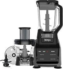 Ninja IntelliSense Kitchen Blender/Food Processor System Advanced AutoIQ 1200W