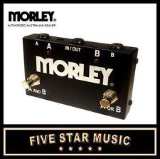 Morley Guitar Filter & Modulation Pedals